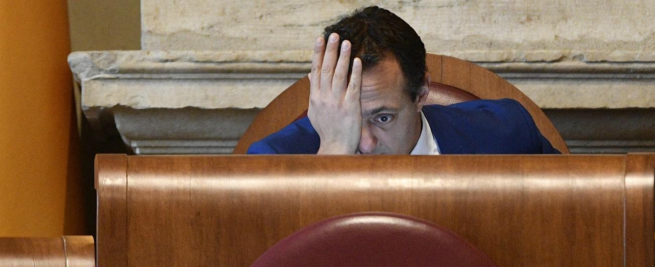 Marcello De Vito, chi è il grillino a capo dell'Assemblea capitolina arrestato. Dalla corsa a sindaco al record di preferenze
