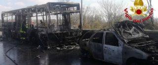 Bus in fiamme a Milano, chi è Ousseynou Sy, l'autista delle Autoguidovie con precedenti per guida in stato di ebbrezza