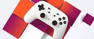 Google Stadia è il nuovo servizio di gaming che potrebbe cambiare il modo di giocare
