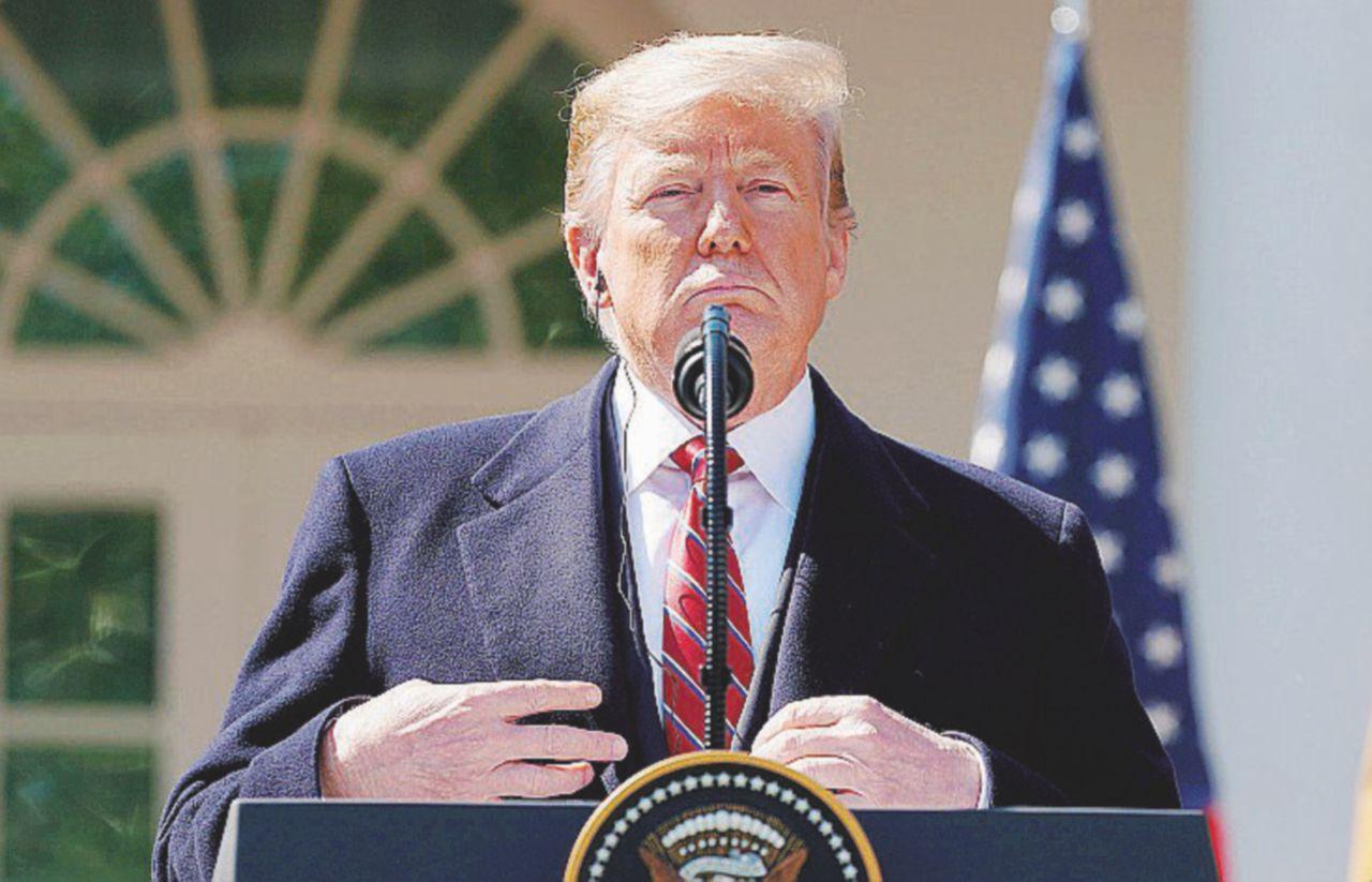 Usa, la lista nera di Trump: 59 nemici schedati e spiati