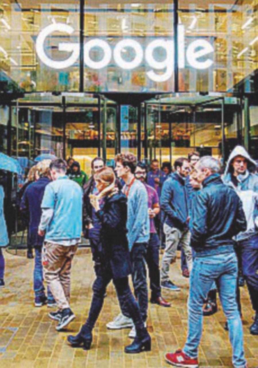 Google, terza multa dall'Ue per abuso posizione dominante
