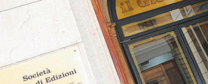 """""""La crisi al Giornale è la fine del berlusconismo"""""""