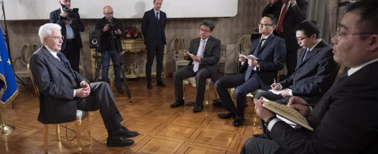 https://st.ilfattoquotidiano.it/wp-content/uploads/2019/03/21/Mattarella-intervista-Cina-1300.jpg