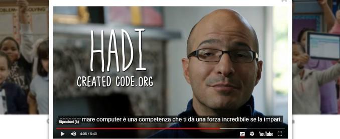 """Informatica a scuola, c'è il supporto del Papa. Il fondatore di Code.org: """"È fondamentale come leggere e scrivere"""""""