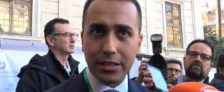 """Arresto De Vito, Di Maio: """"Responsabilità politica? Nel M5s primo caso in 10 anni, noi diversi"""". E su Raggi: """"Vada avanti"""""""