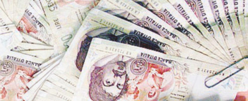 La camorra ha ancora miliardi in lire da ripulire in euro. Finanza scopre il trucco: 4 arresti