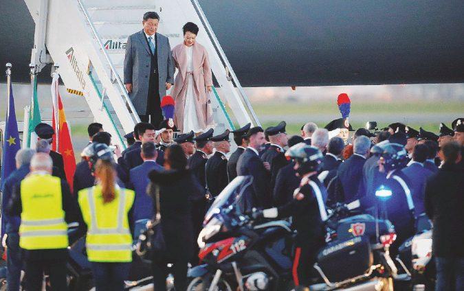 Caro Xi, benvenuto in… Cina. Tanti affari, niente domande