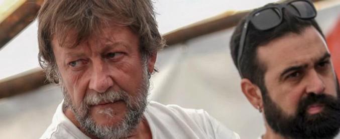 Mare Jonio, Luca Casarini indagato per favoreggiamento dell'immigrazione clandestina