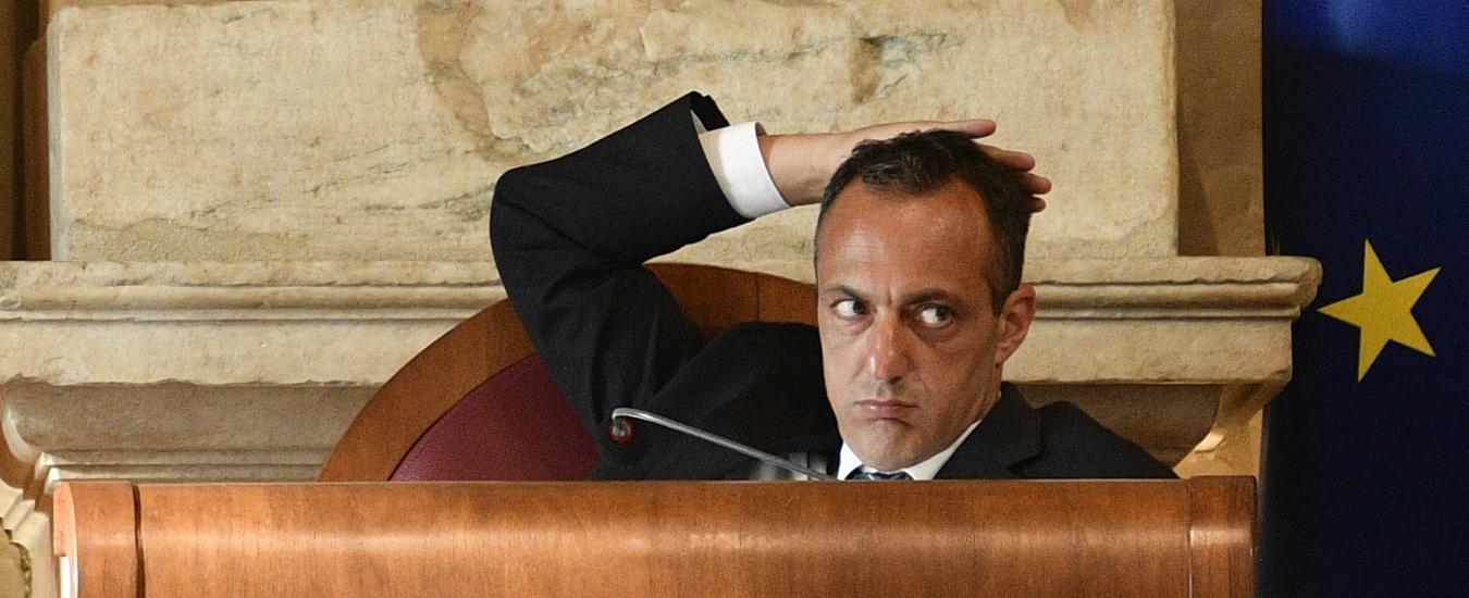 Marcello De Vito, l'ex presidente dell'Assemblea capitolina resta in carcere: riesame respinge richiesta scarcerazione