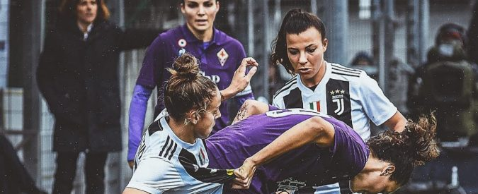 Calcio femminile, 30mila spettatori per Juve-Fiorentina (ma gratis). La parità è ancora lontana