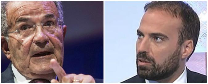 """Pd, Prodi: """"Non è più il partito dei ricchi"""". Marattin replica con 7 tweet (senza citarlo): """"Da noi lotta alla povertà"""""""