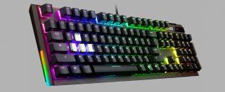 MSI Vigor GK80 Silver: un tastiera solida e con un design interessante, da rivedere i software