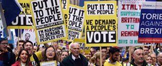 Brexit, petizione sul sito del Parlamento: oltre 4 milioni chiedono lo stop all'uscita dall'Unione europea