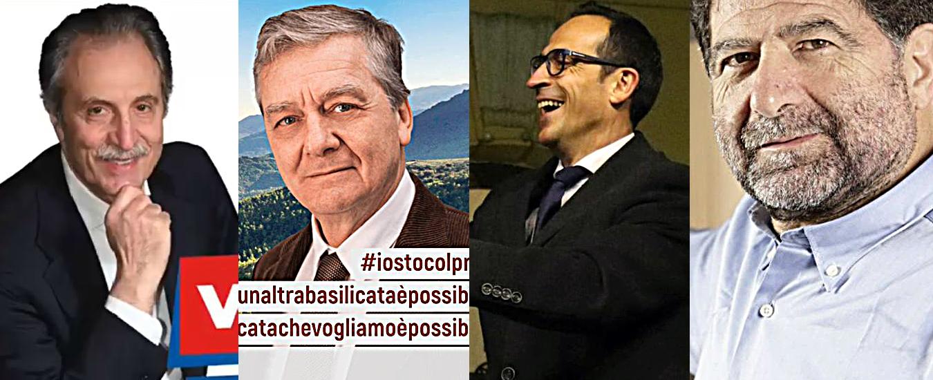 Basilicata al voto per il dopo Pittella: Salvini punta su generale Finanza (voluto da Berlusconi) per sfidare sinistra e M5s