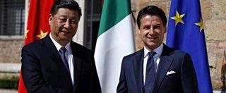 Via della Seta, Xi Jinping firma il memorandum e 29 accordi commerciali e istituzionali: dai porti all'export di arance