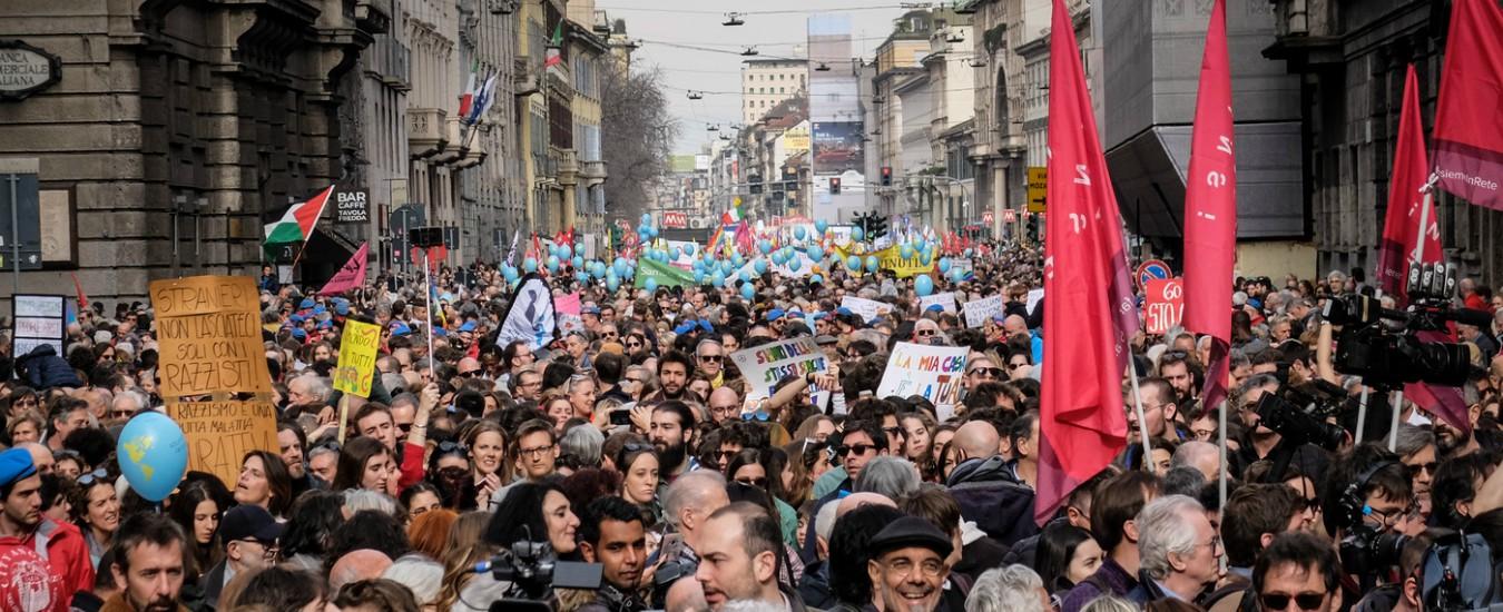 Europee 2019, serve una lista di sinistra alternativa alle destre di Salvini e Zingaretti