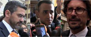M5s, la settimana più nera: da Di Maio a Toninelli le reazioni all'arresto per corruzione di Marcello De Vito