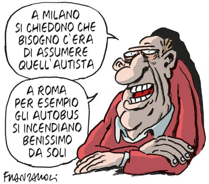 La vignetta di Franzaroli 0323