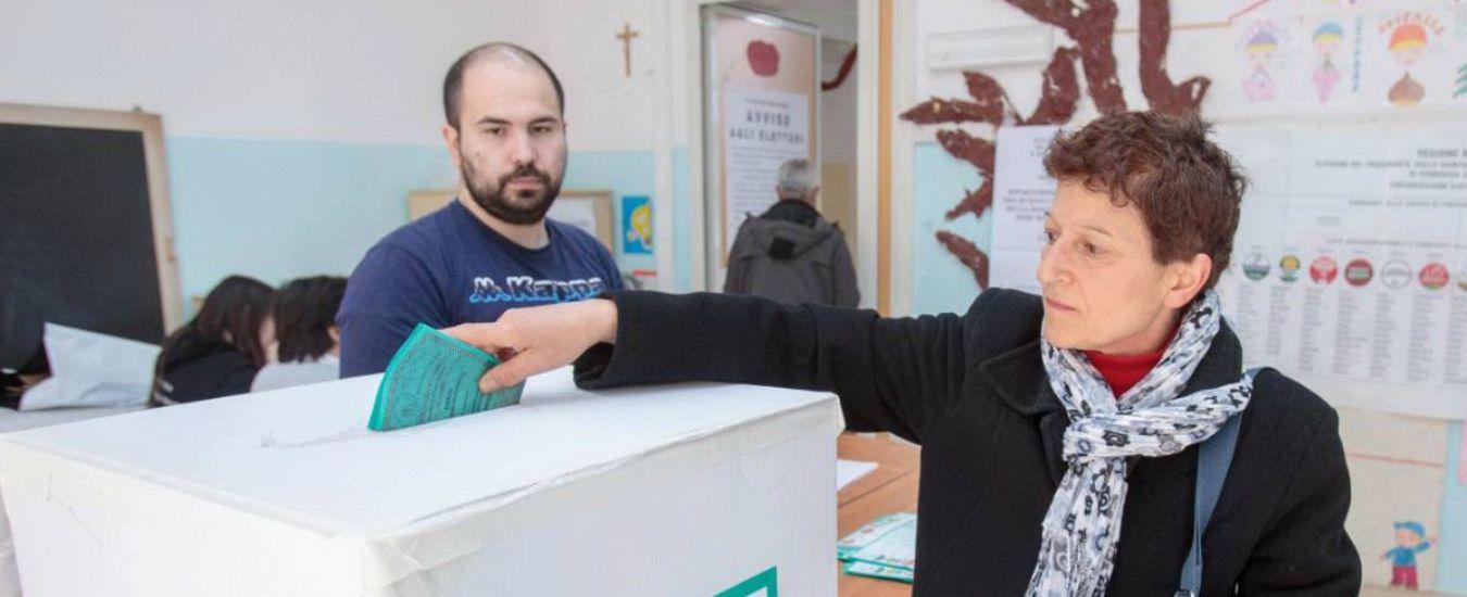 Elezioni Basilicata, urne chiuse: attesa per i risultati. Alle 19 affluenza al 39,7%. Matteo Salvini viola silenzio elettorale