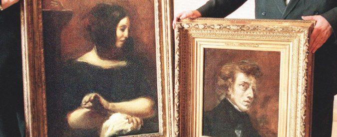 George Sand, la più amata dai francesi (e da Flaubert)