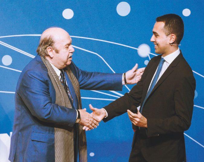 """""""Io, ambasciatore dell'Unesco. Porto simpatia, oltre non vado"""""""