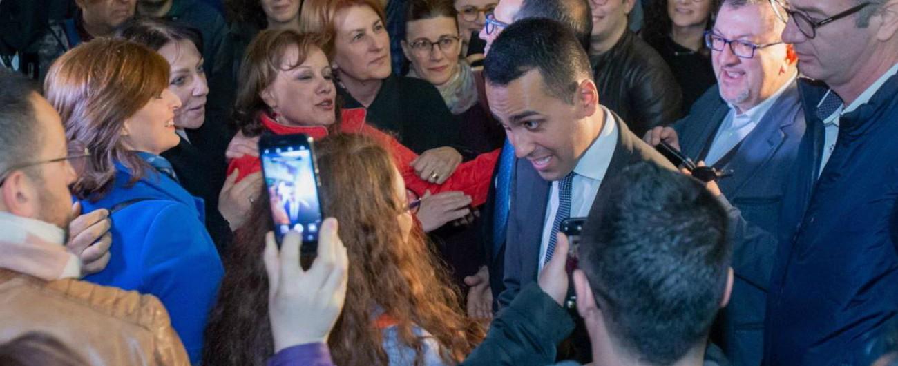 """Governo, Di Maio a Salvini: """"Convivenza? Potrebbe andare meglio. Servirebbe più rispetto per le iniziative del M5s"""""""