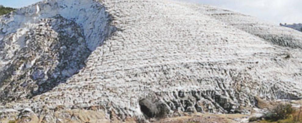 La Regione vende rifiuti tossici. Gli scarti delle vecchie miniere diventano sale non alimentare