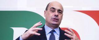 """Salario minimo, Zingaretti: """"È sfida da accettare. Bisogna parlare con categorie produttive, organizzerò due incontri"""""""