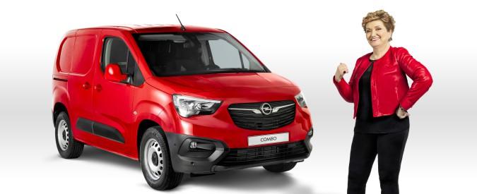 Opel, i veicoli commerciali sono serviti. Parola di Mara Maionchi