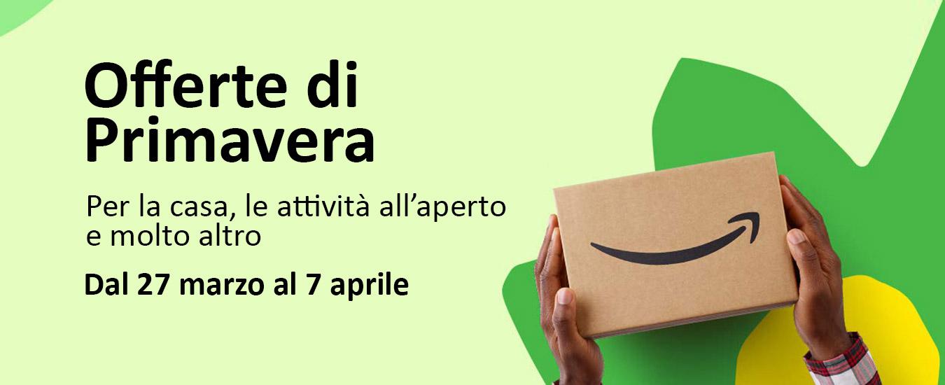 Le migliori offerte di primavera di Amazon - Il Fatto Quotidiano d7d1f3e38f0b