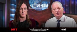 """La Confessione (Nove), Agnelli a Gomez: """"Ai Maneskin dico: 'Meno sfilate e lavorate di più sulle canzoni"""