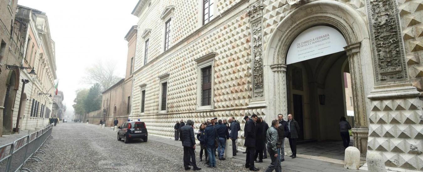 Palazzo Diamanti a Ferrara, ampliarlo o no? Il progetto cassato riapre la polemica tra architetti