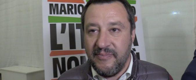 Salvini : Berlusconi mi dà del