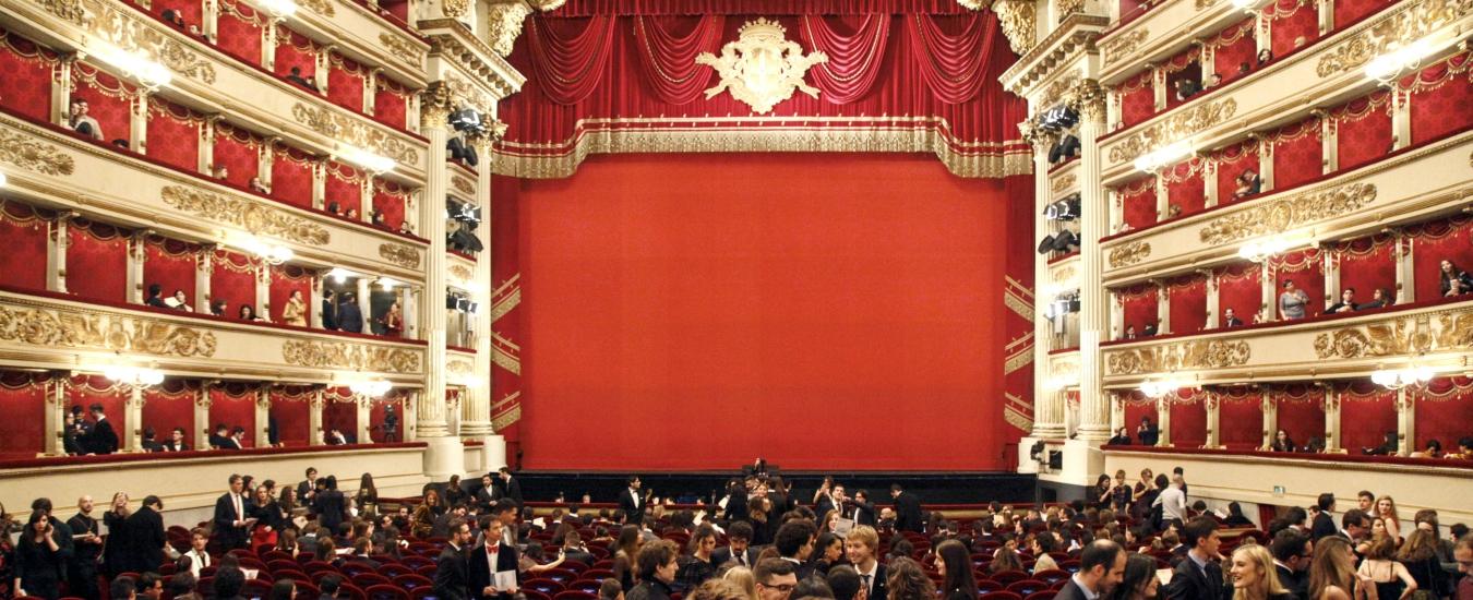 Scala, scenografi e registi tornano in auge grazie agli Amici del teatro