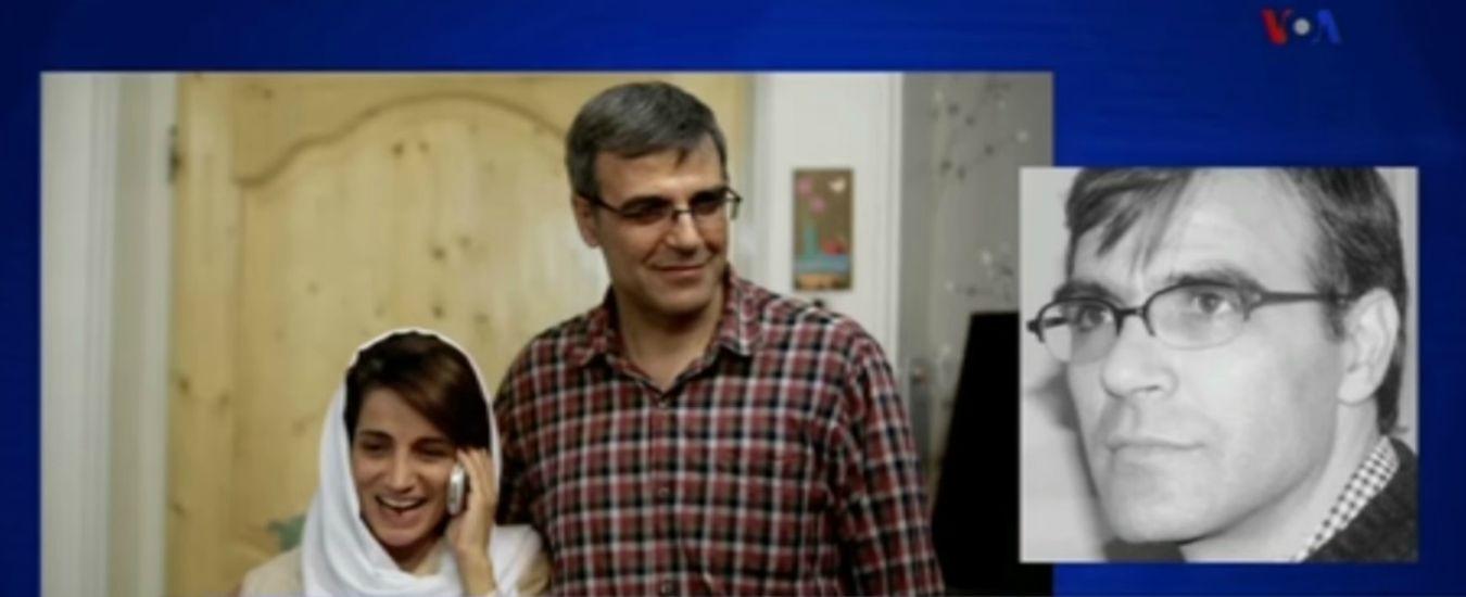 """Nasrin Sotoudeh, il marito a ilfatto.it: """"Sa di aver subito un torto ingiusto e disumano. Non sarà rilasciata a breve"""""""