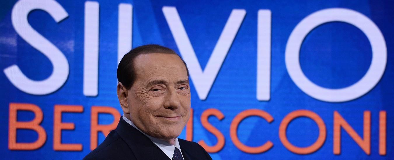 Silvio Berlusconi riscende in campo. E rispolvera le gigantografie sei per tre