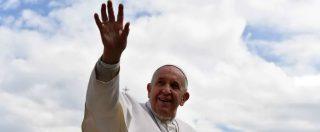 """Migranti, Papa Francesco: """"Tenere ferma la nave di Open Arms? E' un'ingiustizia"""""""