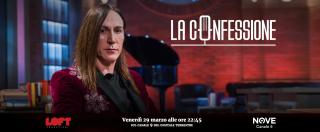 """La Confessione (Nove), Gomez ad Agnelli: """"È favorevole alla liberalizzazione delle droghe?"""". """"Sì, sia leggere che pesanti"""""""