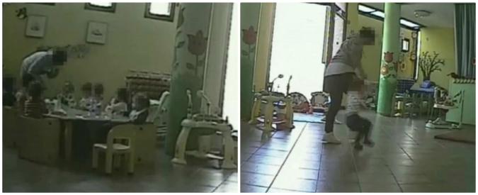 Maltrattamenti ai bimbi di nidi e scuole materne. Tre casi in un giorno tra Roma e Lombardia: maestri arrestati e sospesi