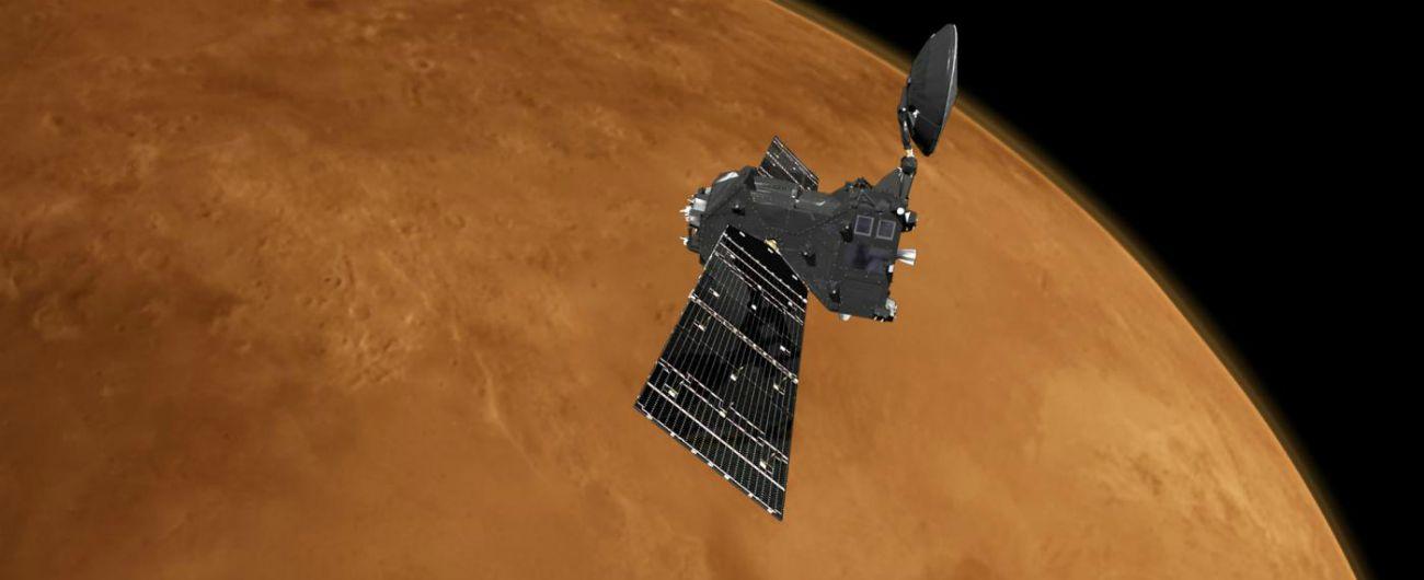 """Marte, la Nasa: """"Trovati livelli alti di metano"""". L'esperto italiano: """"L'origine potrebbe essere biologica o geologica"""""""