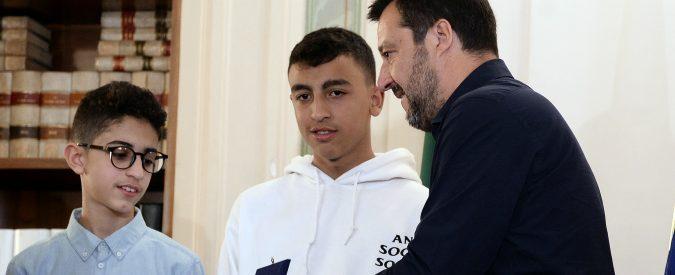 Cittadinanza a Ramy: 51 bambini sono stati salvati, ma la polemica vince su tutto