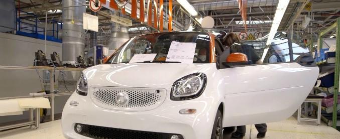 Smart, è ufficiale: Daimler e Geely costruiranno le piccole elettriche in Cina