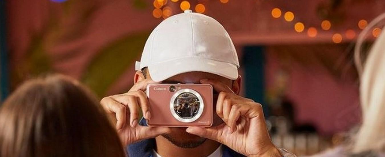 Canon Zoemini S e Zoemini C, le fotocamere moderne che stampano le istantanee