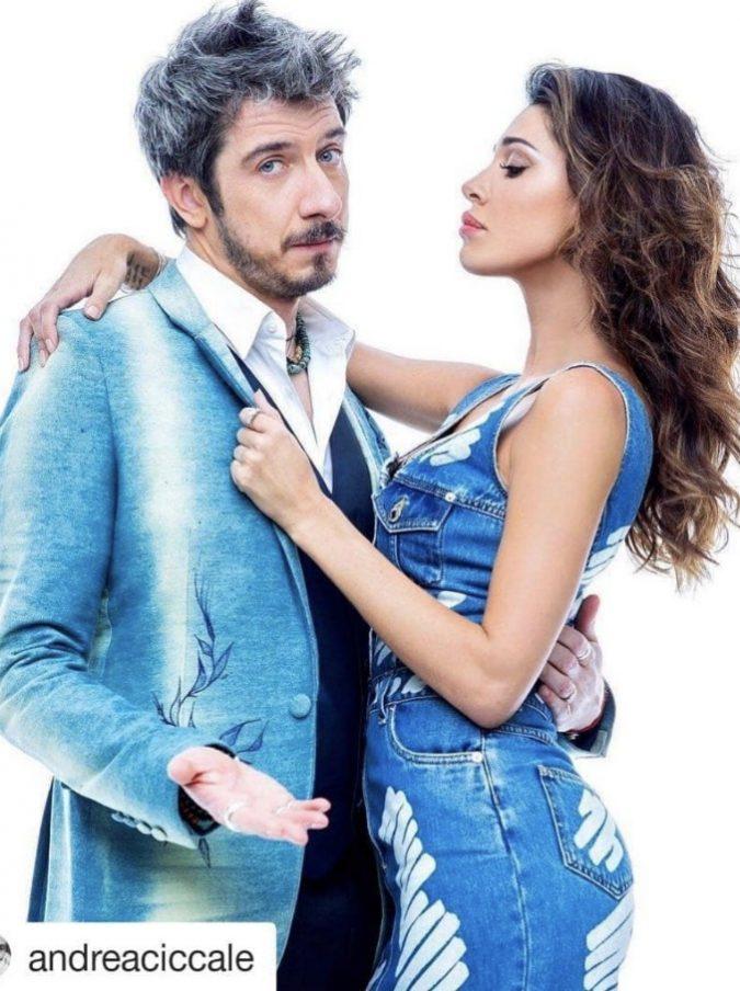 """Paolo Ruffini e Belen Rodriguez: """"Siamo la coppia più bella della tv"""". La fidanzata Diana Del Bufalo reagisce così"""
