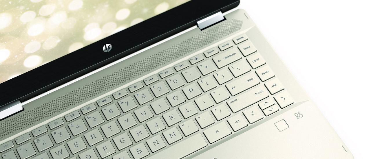 HP, arrivano i notebook Envy e Spectre e il Pavilion X360 da 14 pollici
