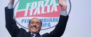 """Elezioni Europee, Forza Italia fa il poker di """"impresentabili"""": Berlusconi e tre dei suoi nella lista dell'Antimafia"""