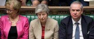 """Brexit, bocciati tutti i progetti alternativi all'accordo della May. Verhofstadt: """"No deal quasi inevitabile"""""""