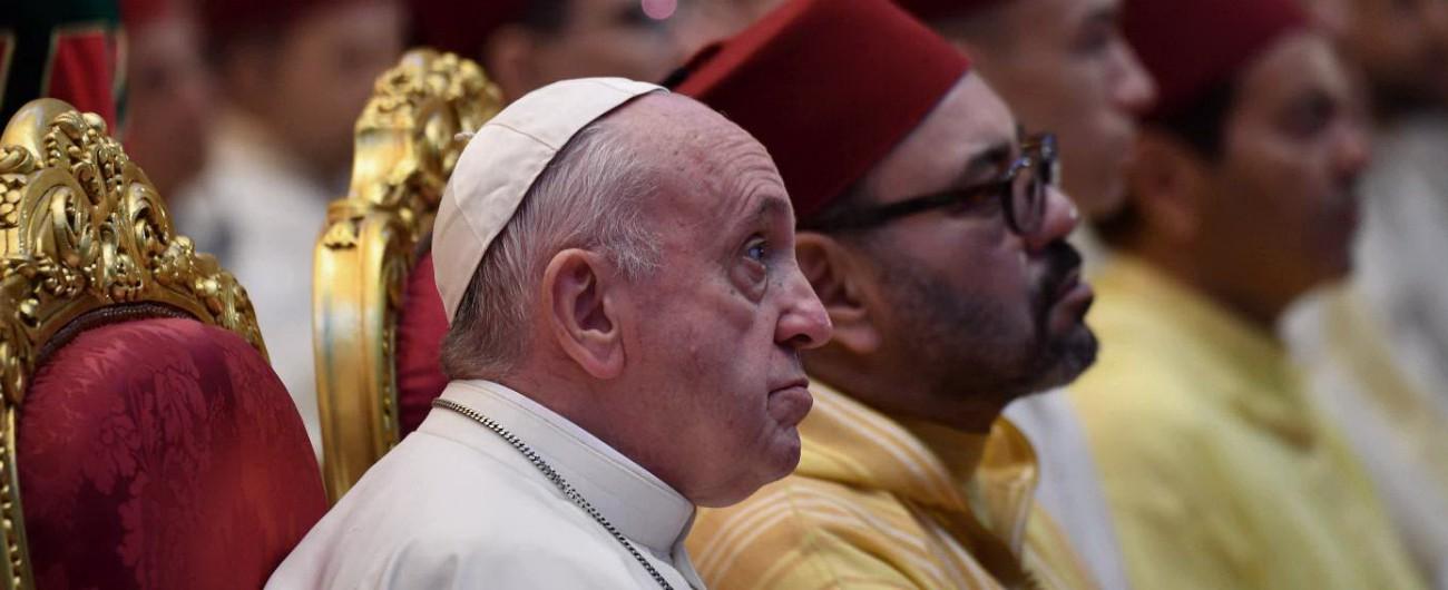 """Papa in Marocco: """"No alle espulsioni collettive dei migranti. Garantire anche il diritto a non essere costretti a emigrare"""""""