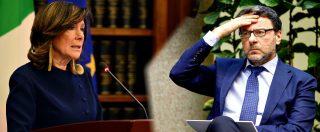 """Commissione banche, Casellati: """"Nomine siano di esperti"""". Fraccaro: """"Obiettivo è far luce su errori"""". La freddezza della Lega"""