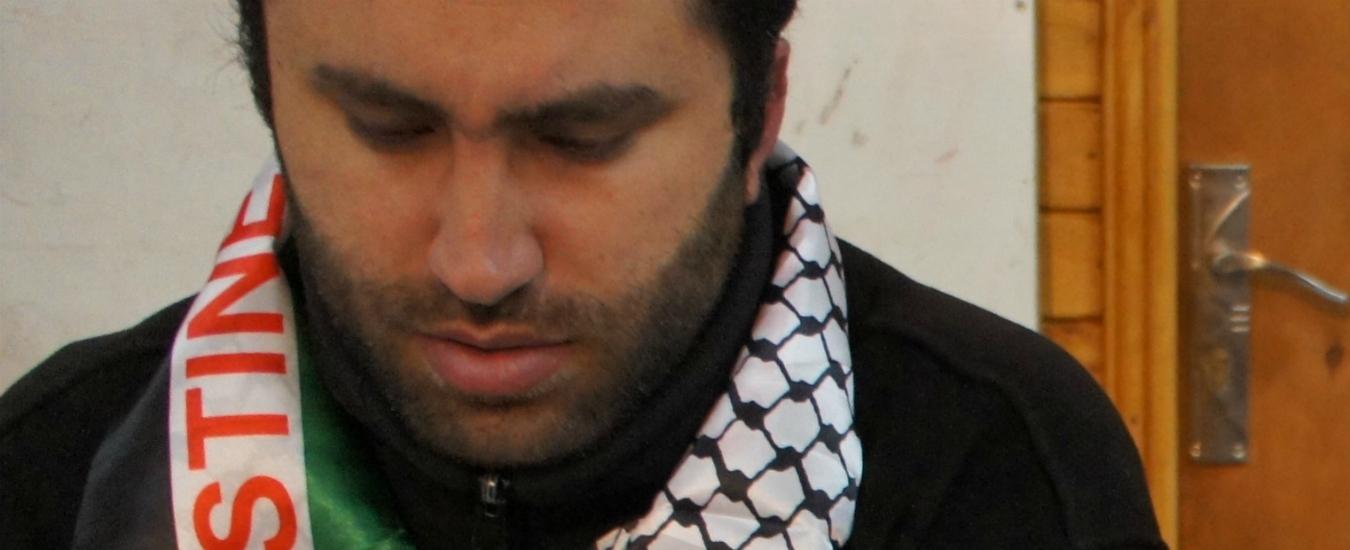 Issa Amro, mandarlo a processo è l'unica cosa su cui Israele e Palestina sono d'accordo